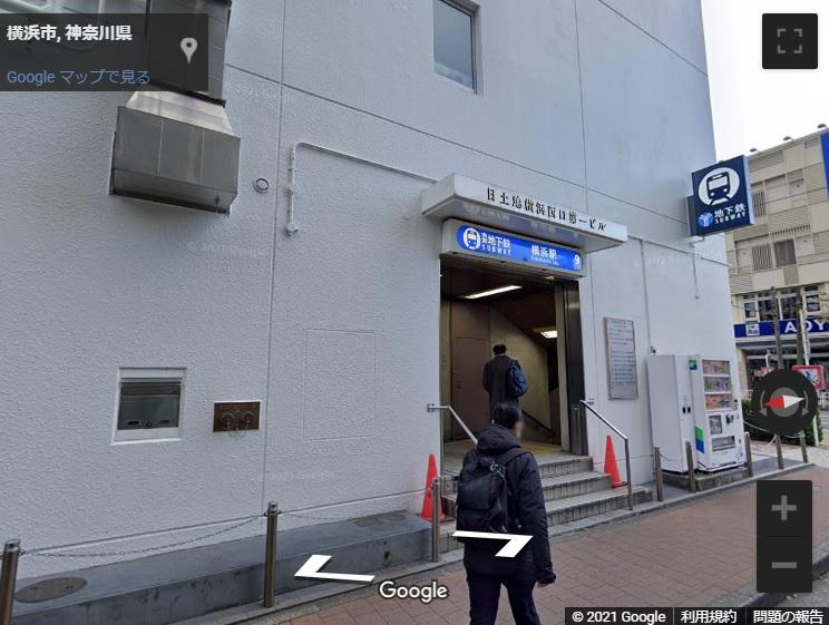 エクスパ(EXPA) 横浜店アクセス1