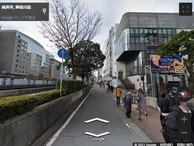 エクスパ(EXPA) 横浜店アクセス4